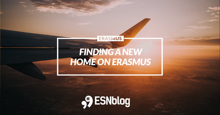 Finding A New Home On Erasmus