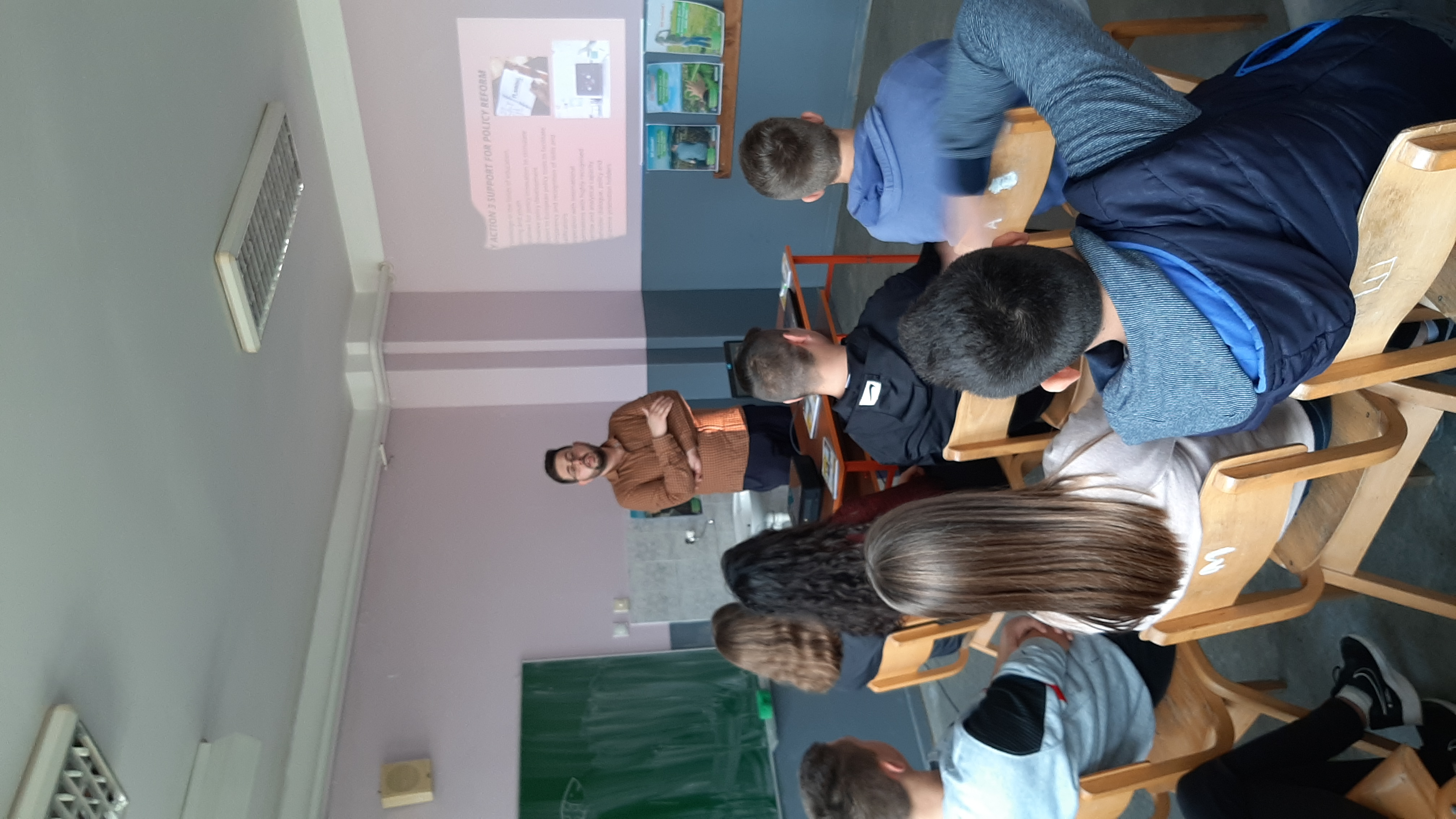 Youth Workers Alliance Vranje/ Youth Association Bell – Capacity Building Activity 7
