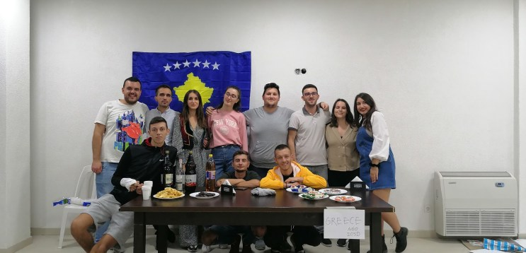 """Youth Exchange """"Increasing Quality Of Activities Targeting Rural Youth"""", 01 – 08 October, 2019 – Prizren, Kosovo"""