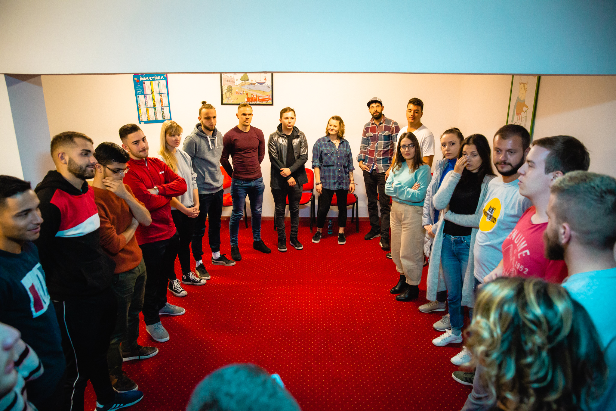 Youth Council Next Generation – Dissemination Activity 6 – Job Interview Success