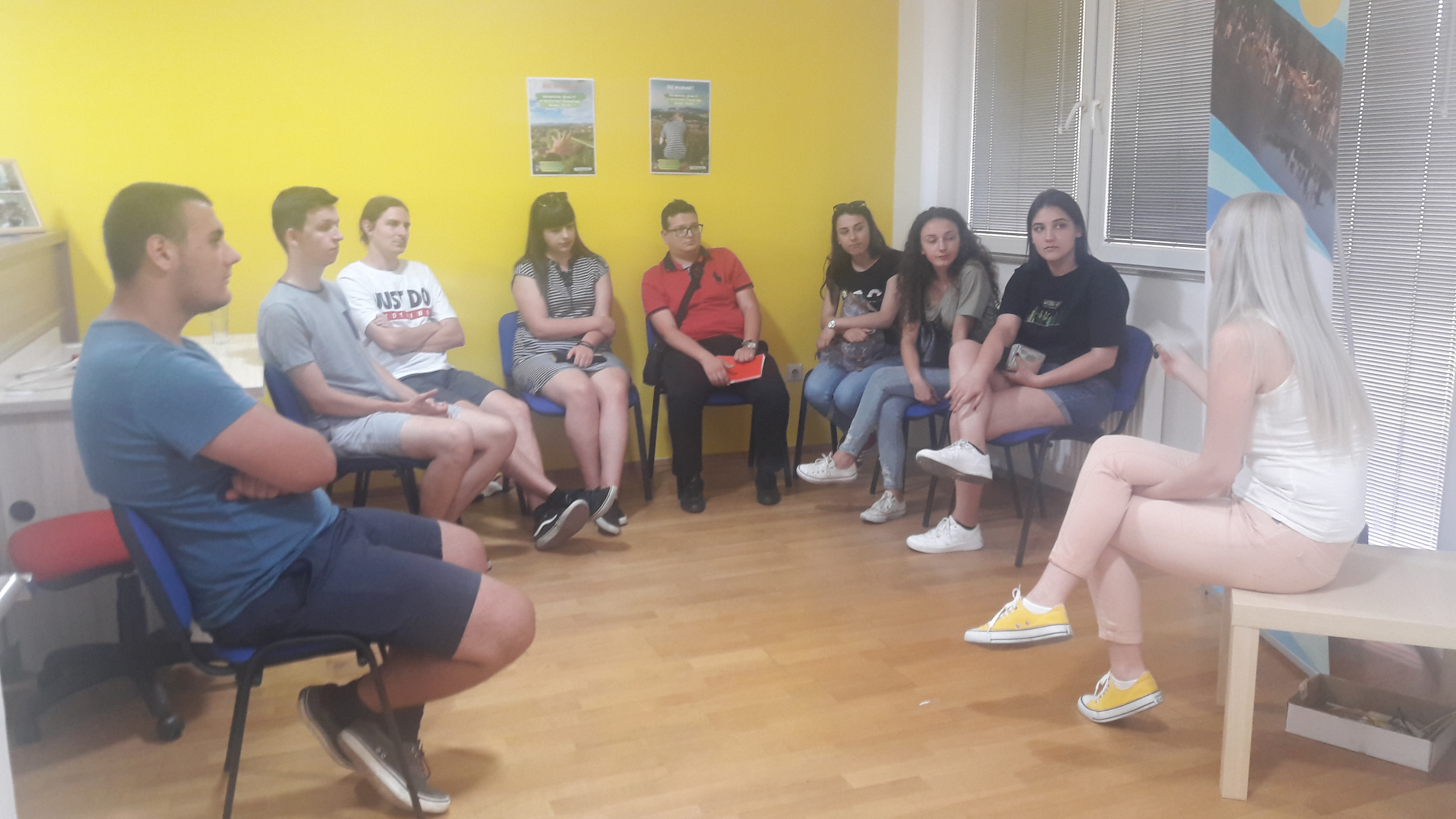 Youth Council Next Generation – Capacity Building Activity 3 – Conflict Resolutions