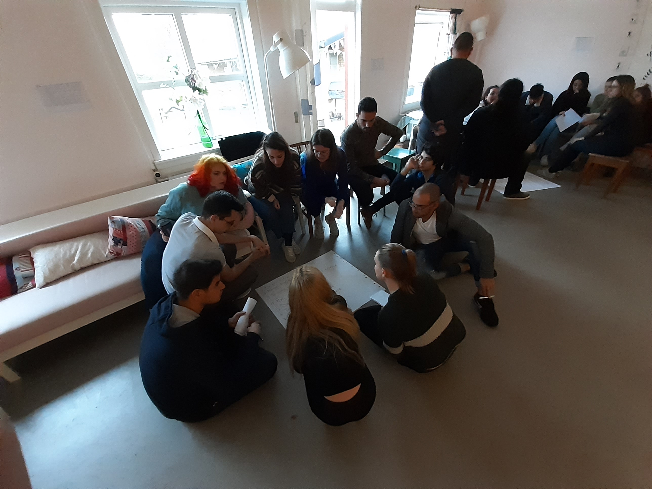 Youth Council Next Generation – Capacity Building Activity 7 – Social Skills For Success