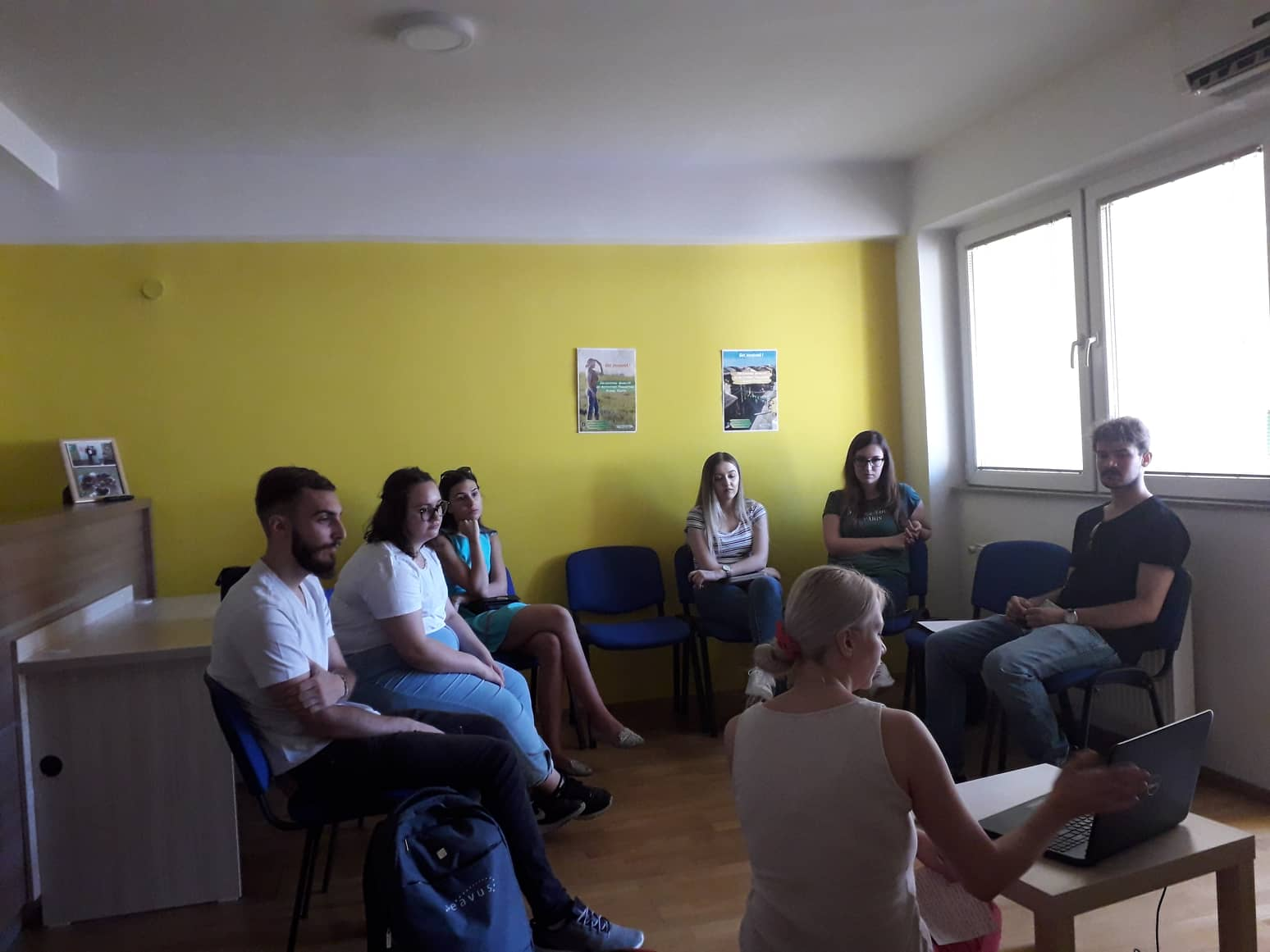 Youth Council Next Generation – Capacity Building Activity 5 – Use Social Media In A Positive Way