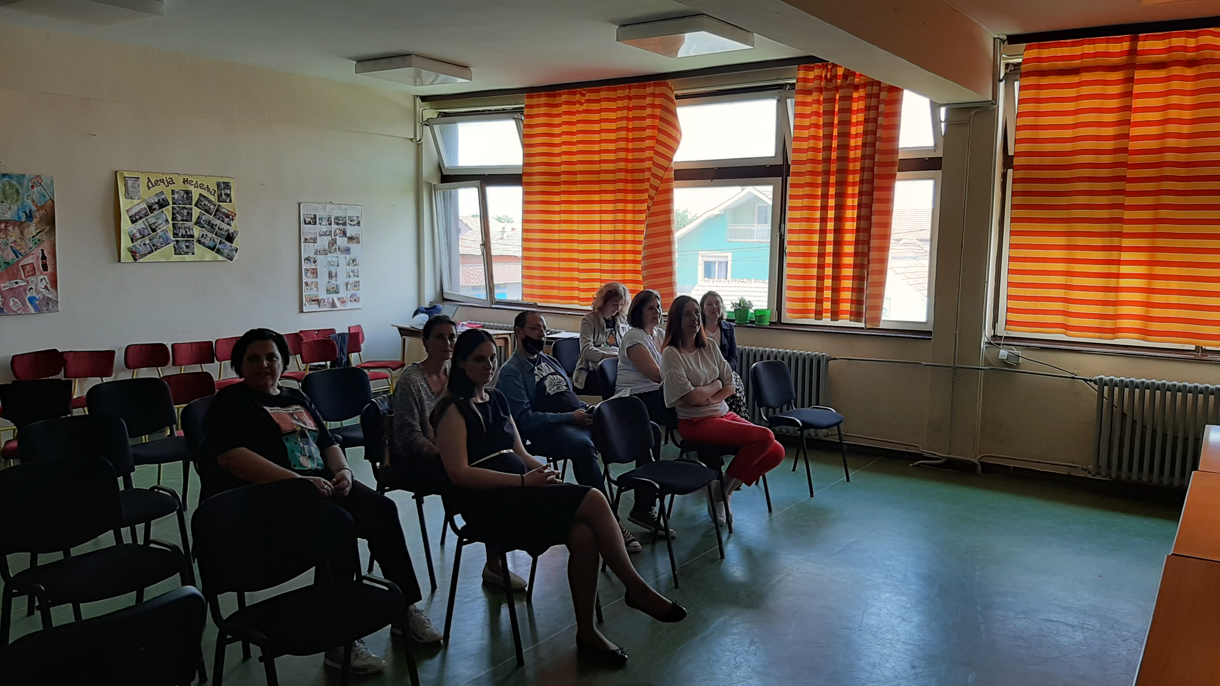Youth Workers Alliance Vranje/ Youth Association Bell – Capacity Building Activity 9