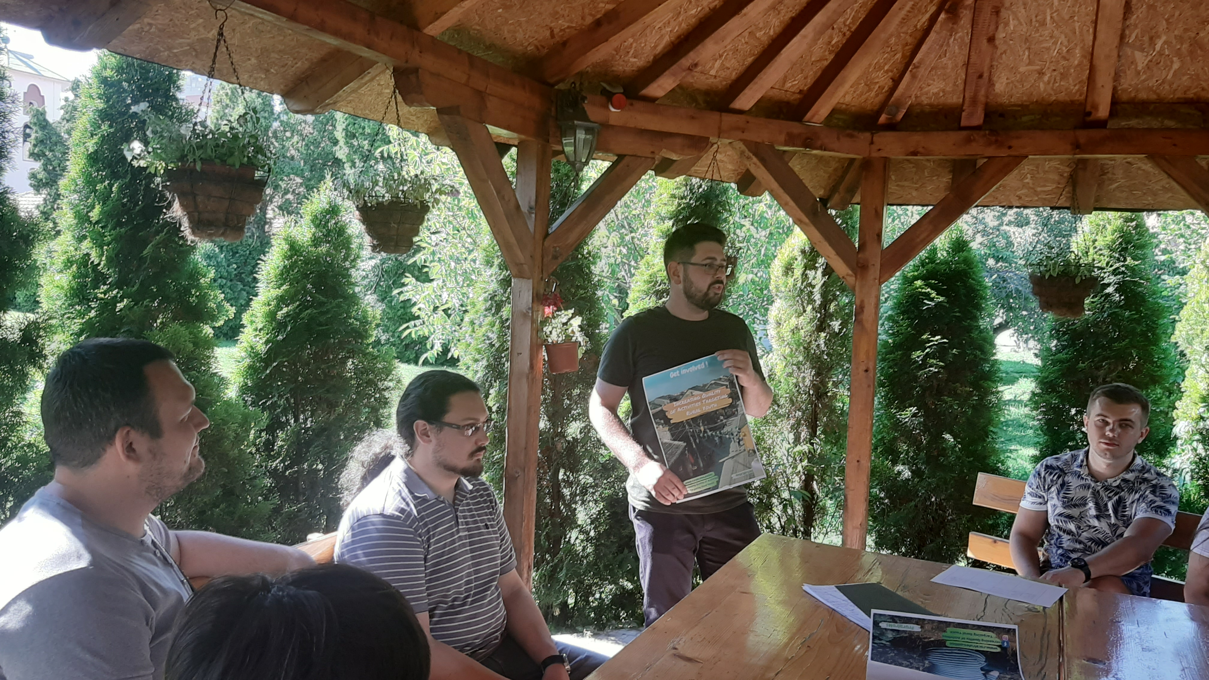 Youth Workers Alliance Vranje/ Youth Association Bell – Capacity Building Activity 12
